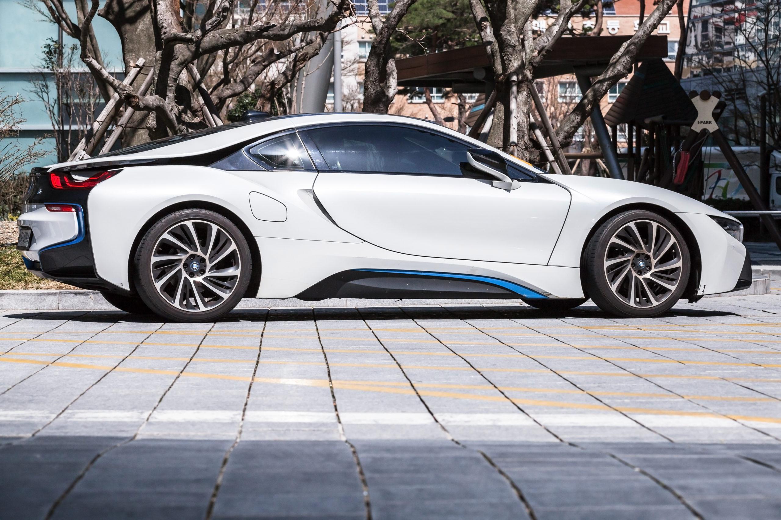 Chiptuning Softwareoptimierung BMW i8