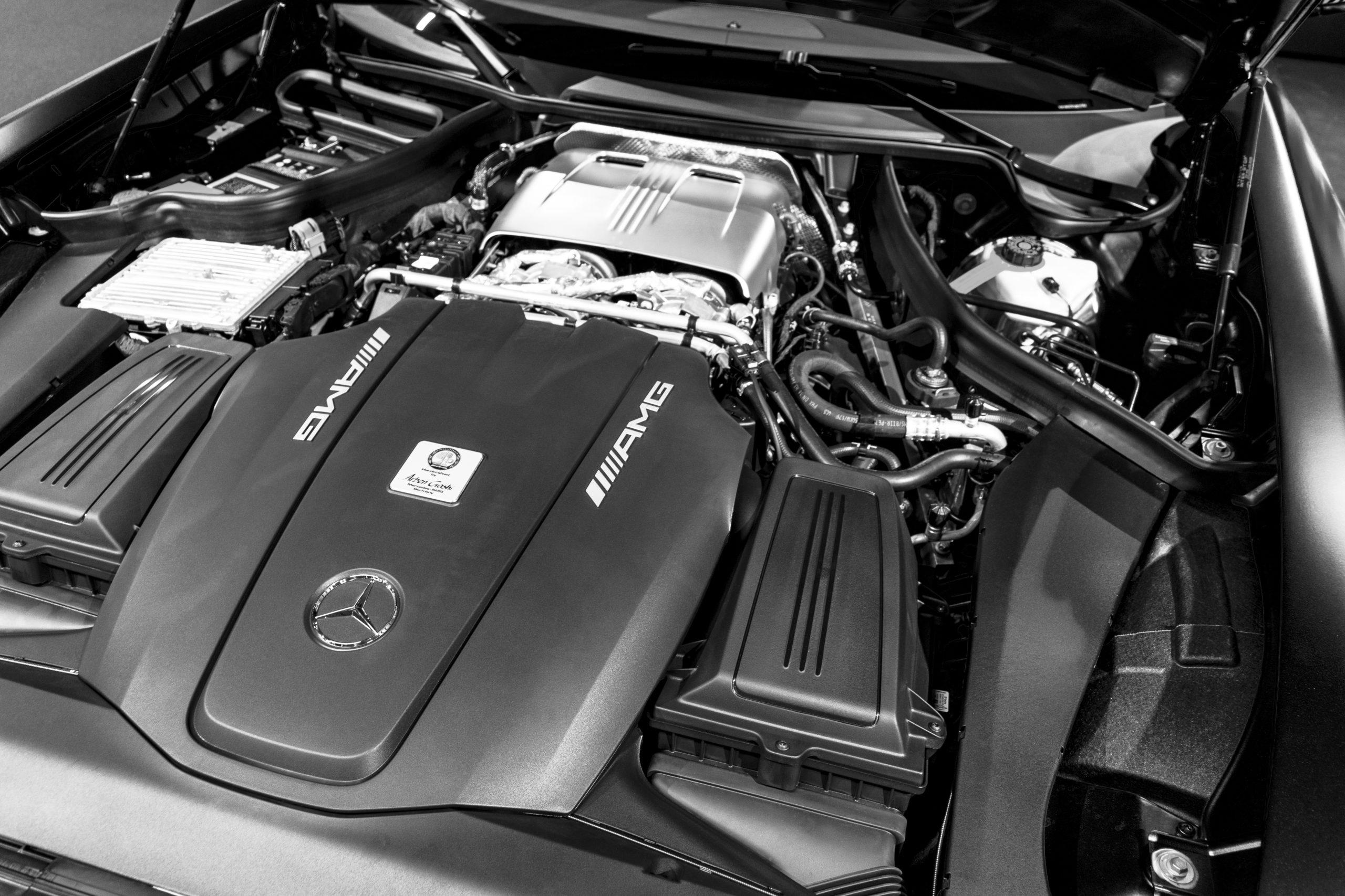 Leistungssteigerung für Mercedes Motoren